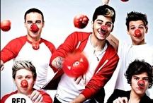 {The British/Irish/Aussie Invasion} / One Direction mostly, but also Ed Sheeran, Cher Lloyd, 5SOS, Little Mix, etc. / by Kitt Anthony