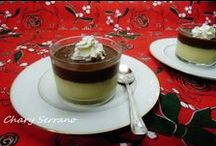 """Recetas dulces sin clasificar / En mi blog """"Mi cocina y otras cosas"""" hay una gran variedad de recetas dulces, etiquetadas por categorías. http://micocinayotrascosas.com/"""