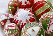 Christmas / Déco de Noël