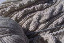 Skeeter knitting / My work & excercises / Moje prace i wprawki