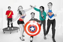 Big Bang Theory / by Eric Snijders