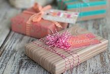 Gifts - packaging