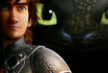 -how to train your dragon- / ...and other movies...