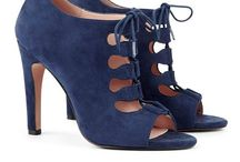 """Not Just Shoes """"Dark Blue"""""""