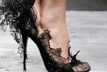 """Not Just Shoes """"Black"""""""
