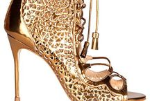 """Not Just Shoes """"Gold, Rose Gold and Coper"""""""
