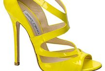 """Not Just Shoes """"Yellow"""""""