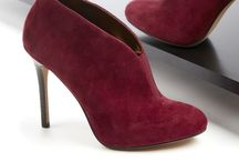 """Not Just Shoes""""Burgundy, Maroon and Cyclamen"""""""