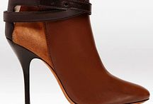 """Not Just shoes """"Brown, Chocolate, Cinnamon and Rust"""""""