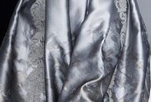 """Fashion-Absolutely Fabulous""""Greys and Silver"""""""