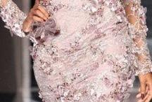 "Fashion-Absolutely Fabulous""Pinks"""