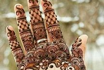 Mehndi / Mehndi - A cultural tradition of India