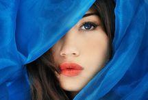 "Fashion""Autumn ❄️Winter-Blue"""