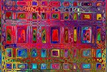 Colour-Texture-Pattern