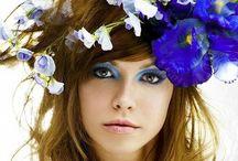 "Fashion""Spring☔️Summer-Blue"""