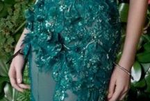 """Fashion-Absolutely Fabulous""""Teal"""""""