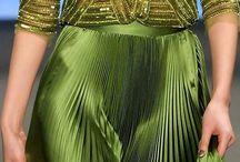 "Fashion-Absolutely Fabulous""Green"""