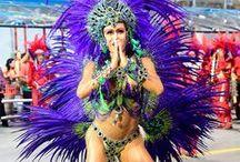 Musas Carnaval São Paulo / Musas que desfilaram pelas escolas de samba de São paulo 2016