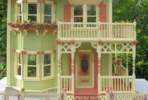 """Objects I love""""Dolls Houses"""""""