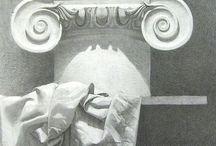 Художественная школа, рисунок