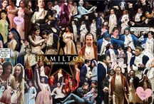 Hamilton: An American Musical / ...who lives, who dies, who tells your story...