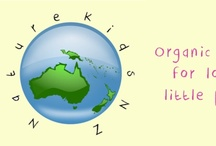 Nature Kids New Zealand / Organic clothes for lovely littele people based in new Zealand (online shop)