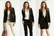 Professional Wear - Ladies / Not sure what to wear to an interview or first day of work?