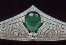 Sparkles in Time / Significant Jewellery from the amazing Royal and Titled collections around the world / by Dee-Dee Lowe-Curry