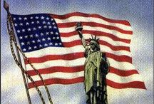 9/11/01 & USA / by A w Fitzgerald