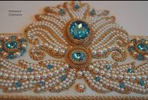 My gold embroidery