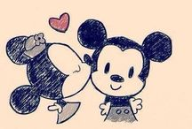 Disney & friends :)
