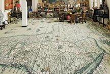 10 menő térképes cucc nem csak lokálpatriótáknak / Otthon is megmutathatod, merre is dobog pontosan az a szív.