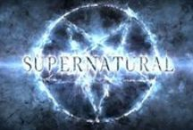 SuperNatural / The CW's SciFi tv series / by Ed Bennett
