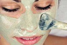 Homemade Beauty treatment ect
