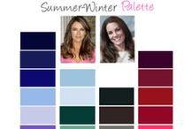 summer winter palette