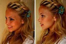 Haare - Hair / haarige Angelegenheiten