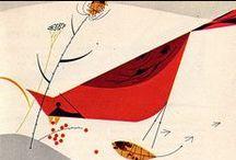 Charley Harper / Charlie Harper Designs, Quilts, Ideas