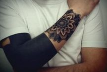 tattoo / by Bryan Milne