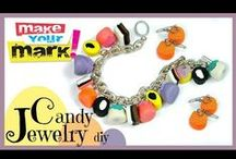 DIY Videos Featuring Makin's Clay® - The No Bake Polymer Clay® / An assortment of videos featuring Makin's Clay® and Makin's Brand® tools - some are informational, some are DIY with projects including Makin's Clay® or Makin's Brand® tools.