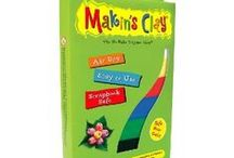 Makin's Clay® Products & Tools - No Bake Polymer Clay / Makin's Clay® & Makin's Brand® Products