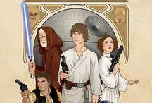 Star Wars / Artwork and Photos, pretty much anything related to the Star Wars Universe