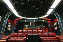 Home Theaters / Great ideas for home theater designs and layouts