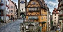 Travel: Germany / I've been to many of these locations over the years and will return to many again and again