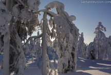 Rovaniemi notre ville / Rovaniemi - Notre ville en Laponie Finlandaise