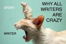 Writing an' Stuff / WARNING: Authors are a rare and slightly insane breed- approach with caution or you will be edited.  / by Grace Orange