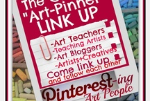 great art ed stuff  / Lesson plan ideas I found / by Kim Cravens