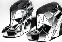 3D printed Shoes / Shoes manufactured with the use of 3D printing