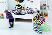 Deco kids / Ideas de decoración para habitaciones infantiles