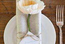 Dinner party ideas♡