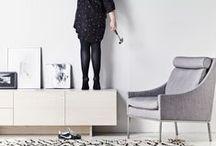 Spaces / Scandinavian design by Kirsi Valanti